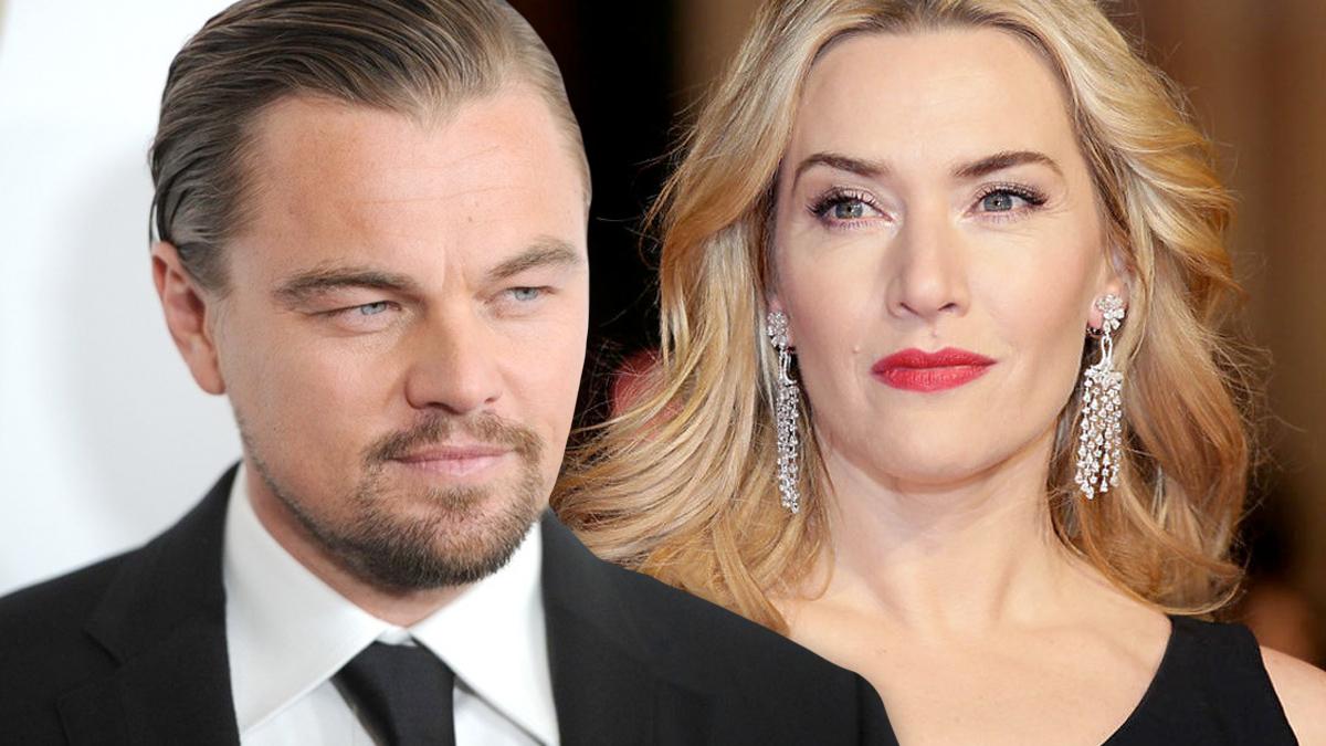 Leonardo DiCaprio, Kate Winslet