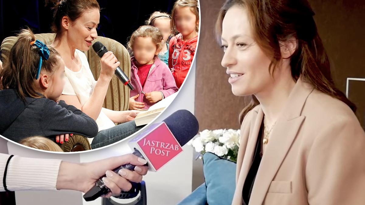 Magda Różczka o łączeniu kariery z macierzyństwem