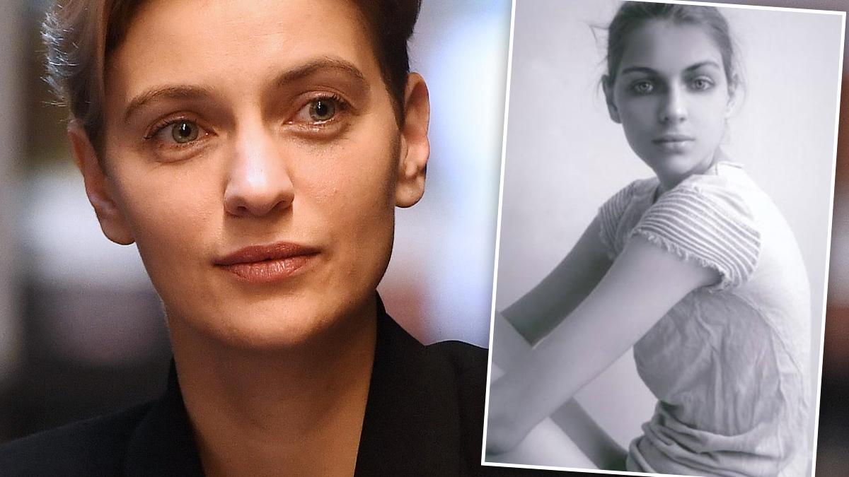 Renata Kaczoruk (teraz i w młodości)