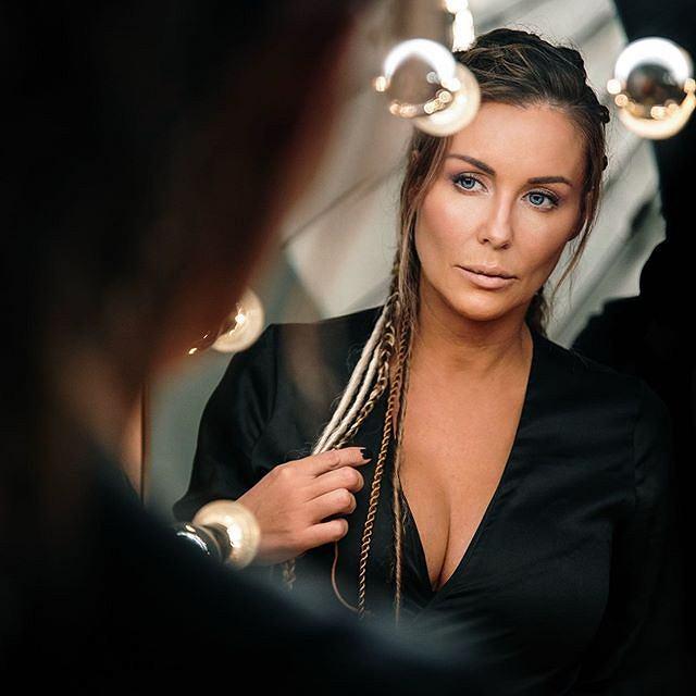 Małgorzata Rozenek w filmie Patryka Vegi