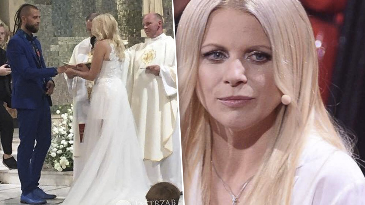 Maria Sadowska ślub