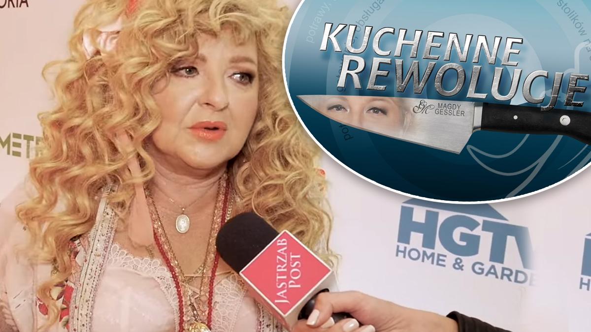 Magda Gessler o Kuchennych rewolucjach
