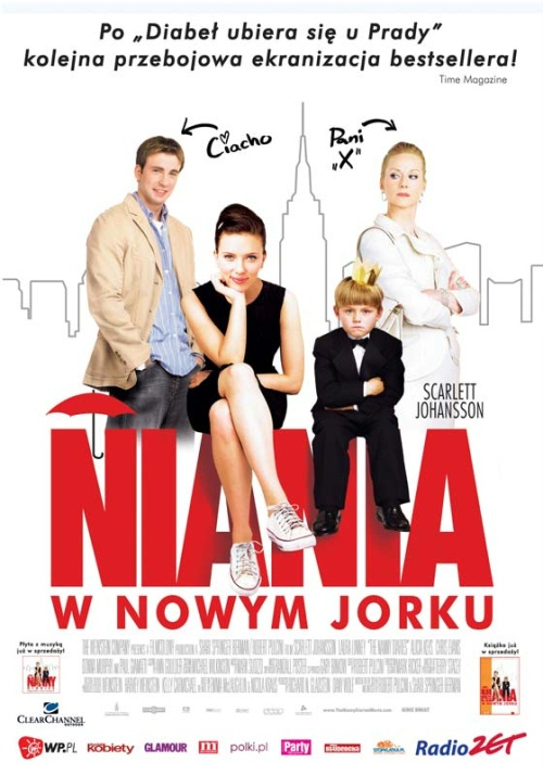 Niania w Nowym Jorku poleci w tv w Poniedziałek Wielkanocny