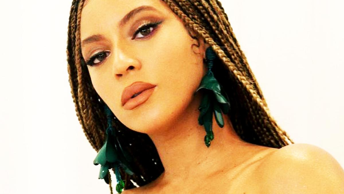 Beyonce w żałobie