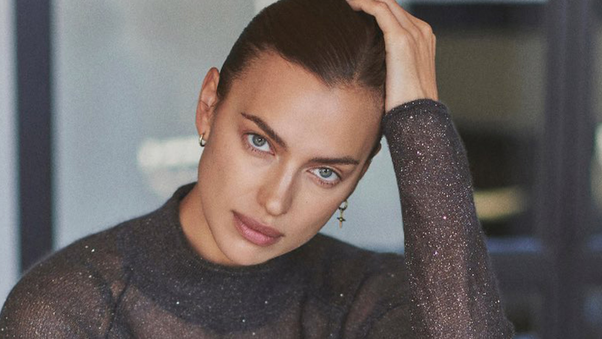 Irina Shayk - jak wyglądała 15 lat temu?