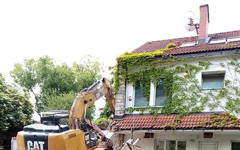 Dom Katarzyny Figury w Warszawie. Fot. Facebook