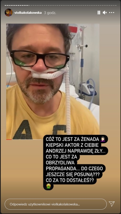 Kołakowska o Piasku