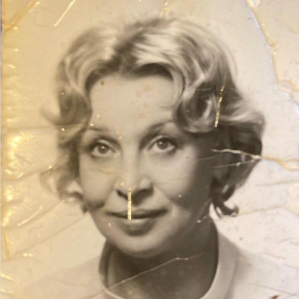 Magda Gessler pokazała mamę