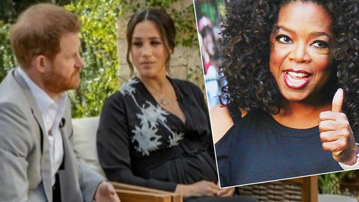 Meghan Markle i Oprah