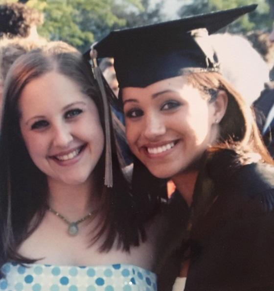 Meghan Markle z przyjaciółką Lindsay Roth