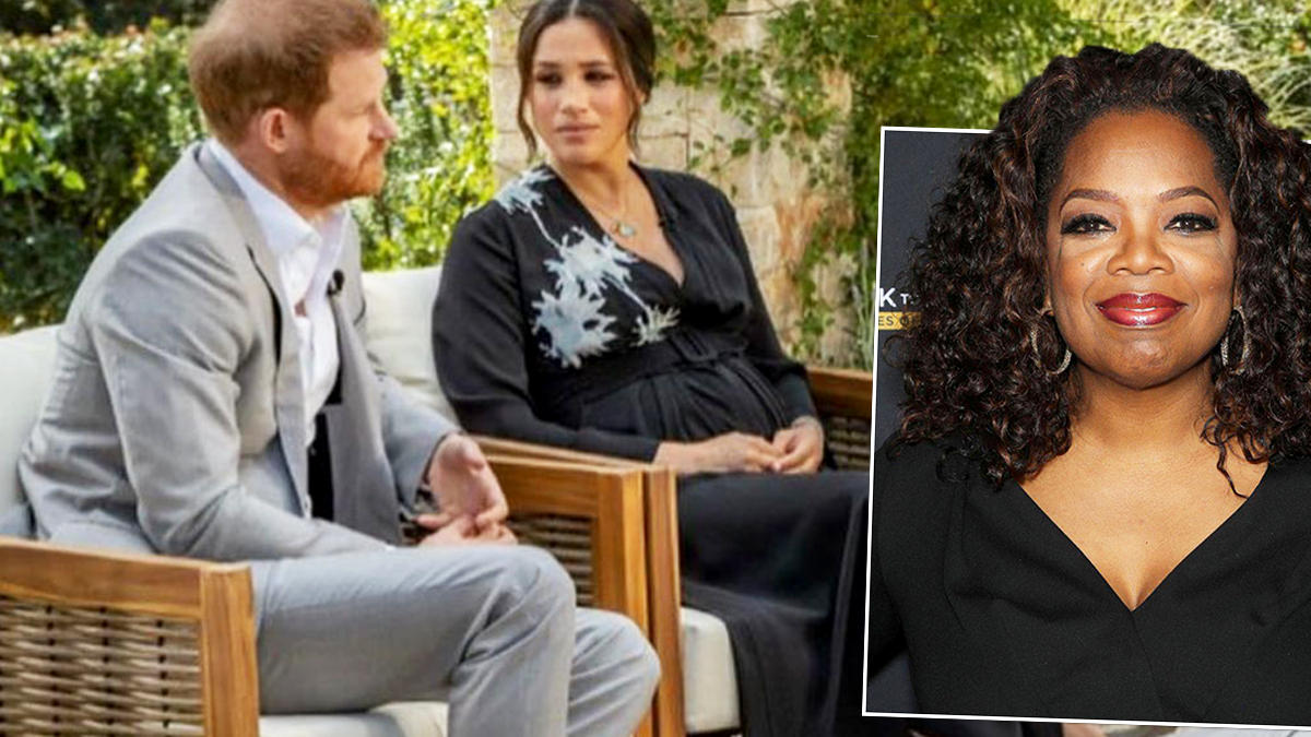 Meghan i Harry u Oprah