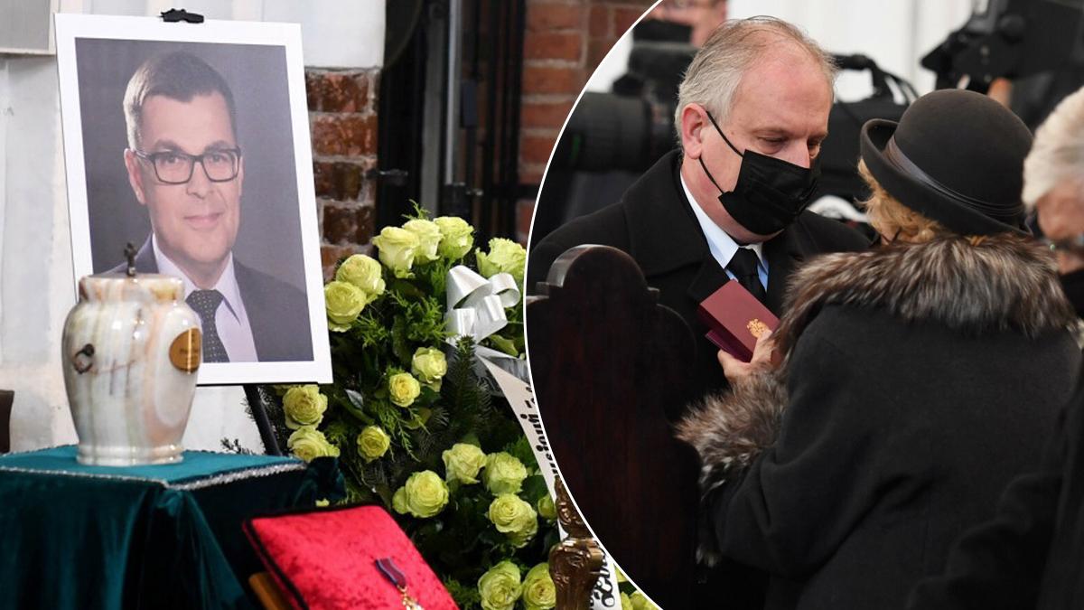 Piotr Świąc pogrzeb
