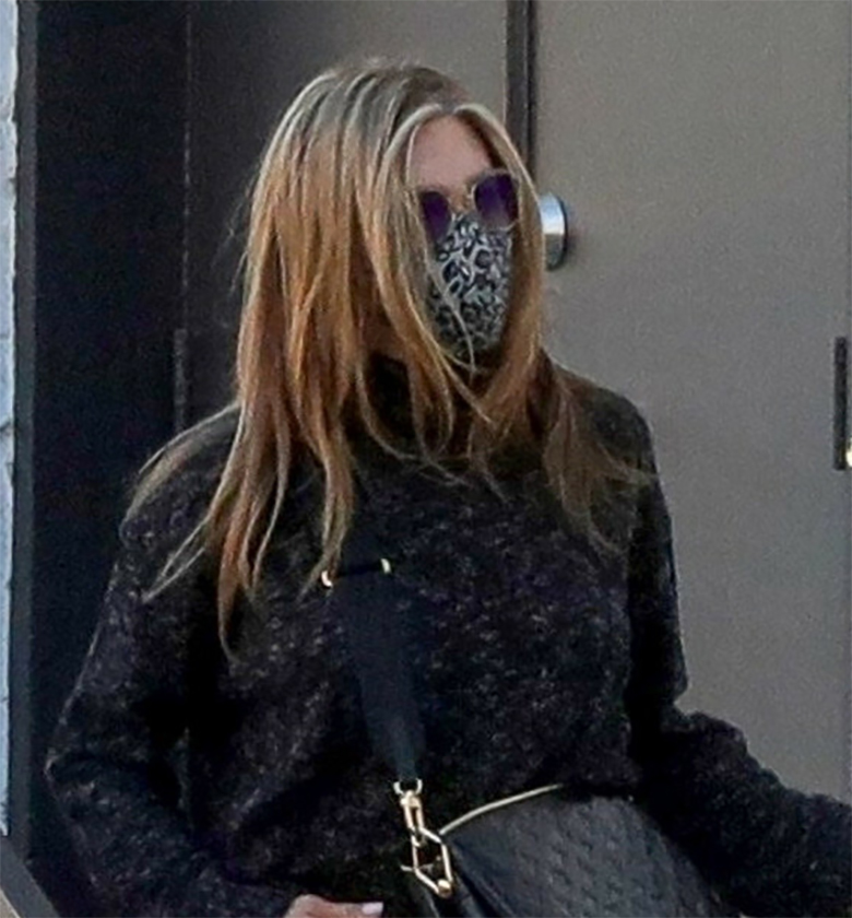 Jennifer Aniston w nowej fryzurze