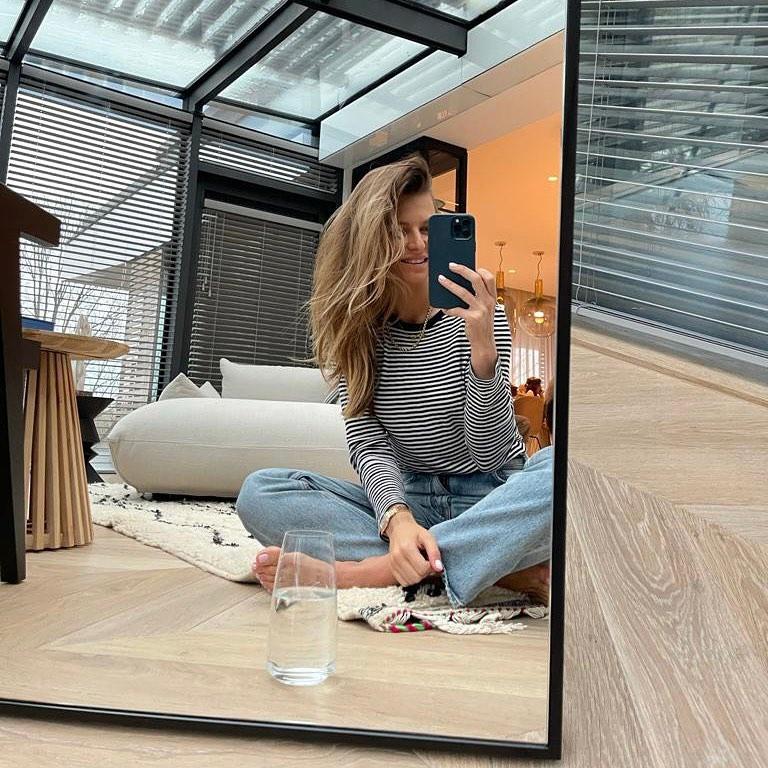 Anna Lewandowska pokazała salon