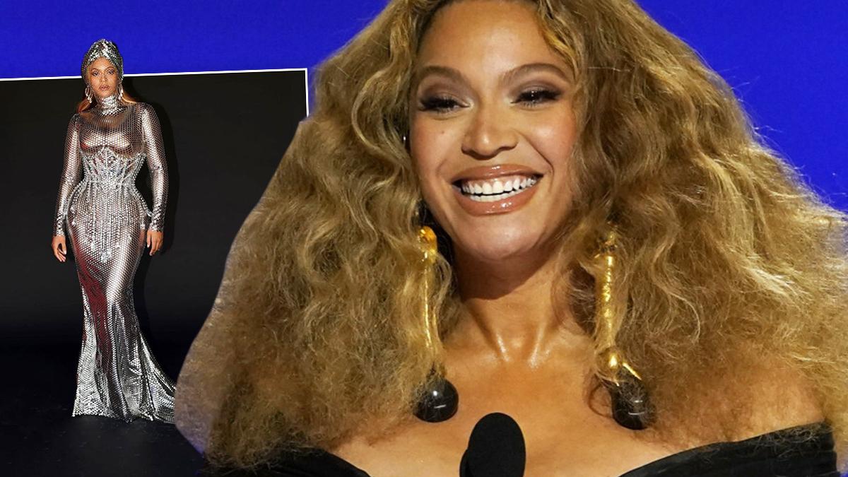 Beyonce w drugiej kreacji