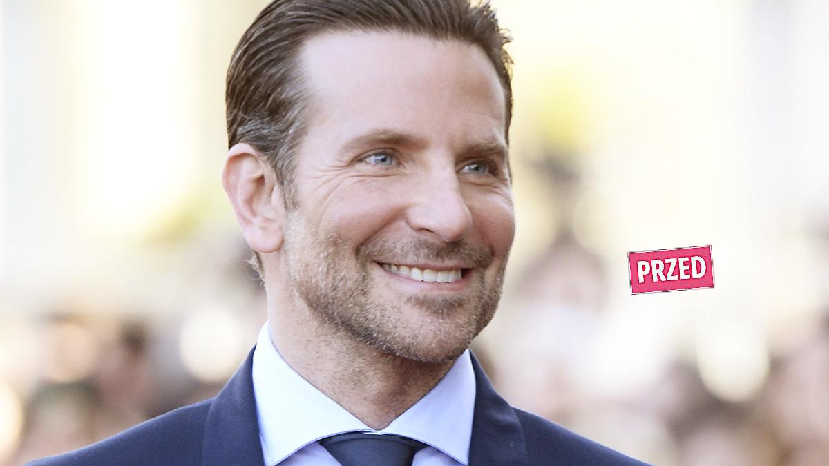 Bradley Cooper zmienił fryzurę