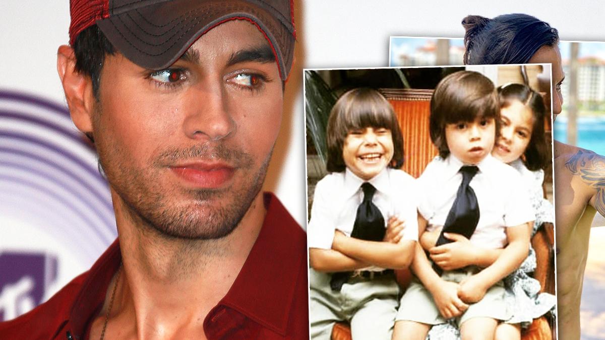 Jak wygląda brat Enrique Iglesiasa
