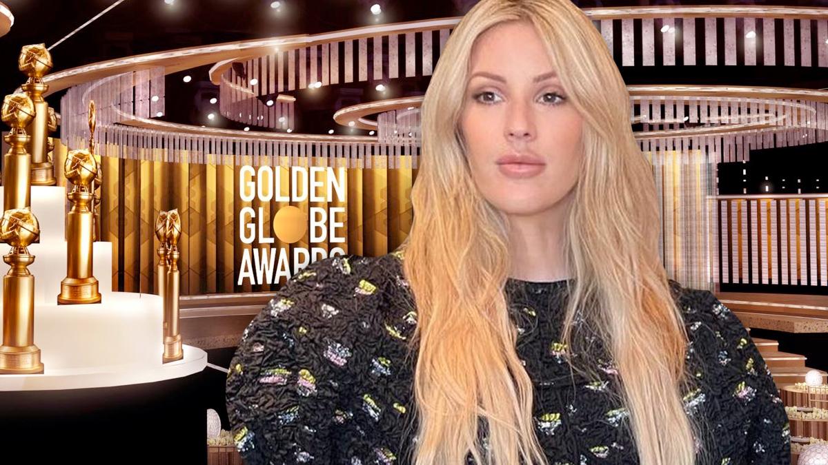 Ellie Goulding, Złote Globy 2021
