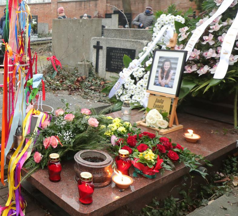 Pogrzeb Judyty Turan