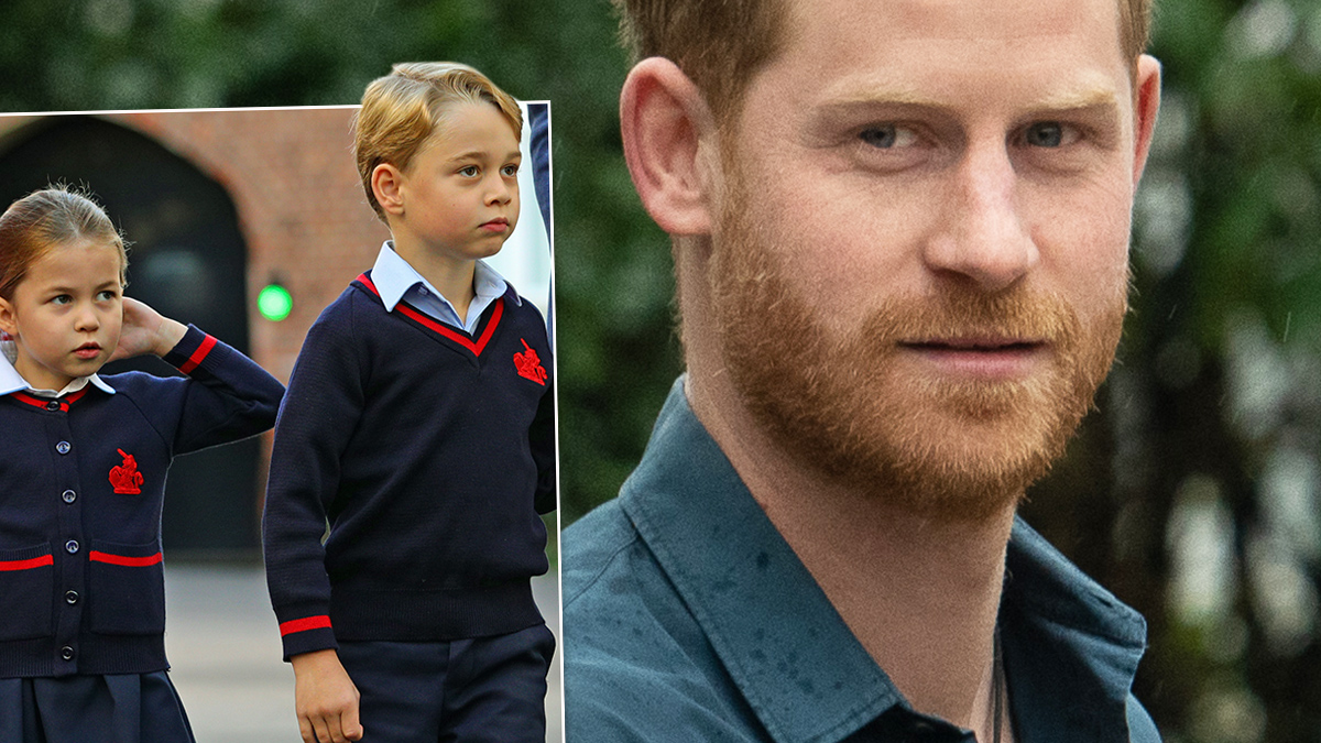 Książe Harry