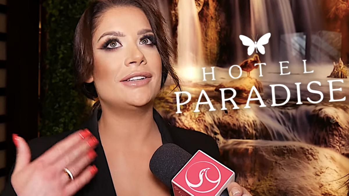Marietta Witkowska, Hotel Paradise