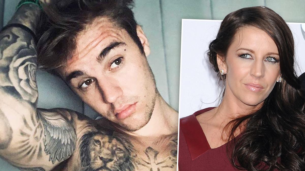 Justin Bieber z mamą Pattie Mallette