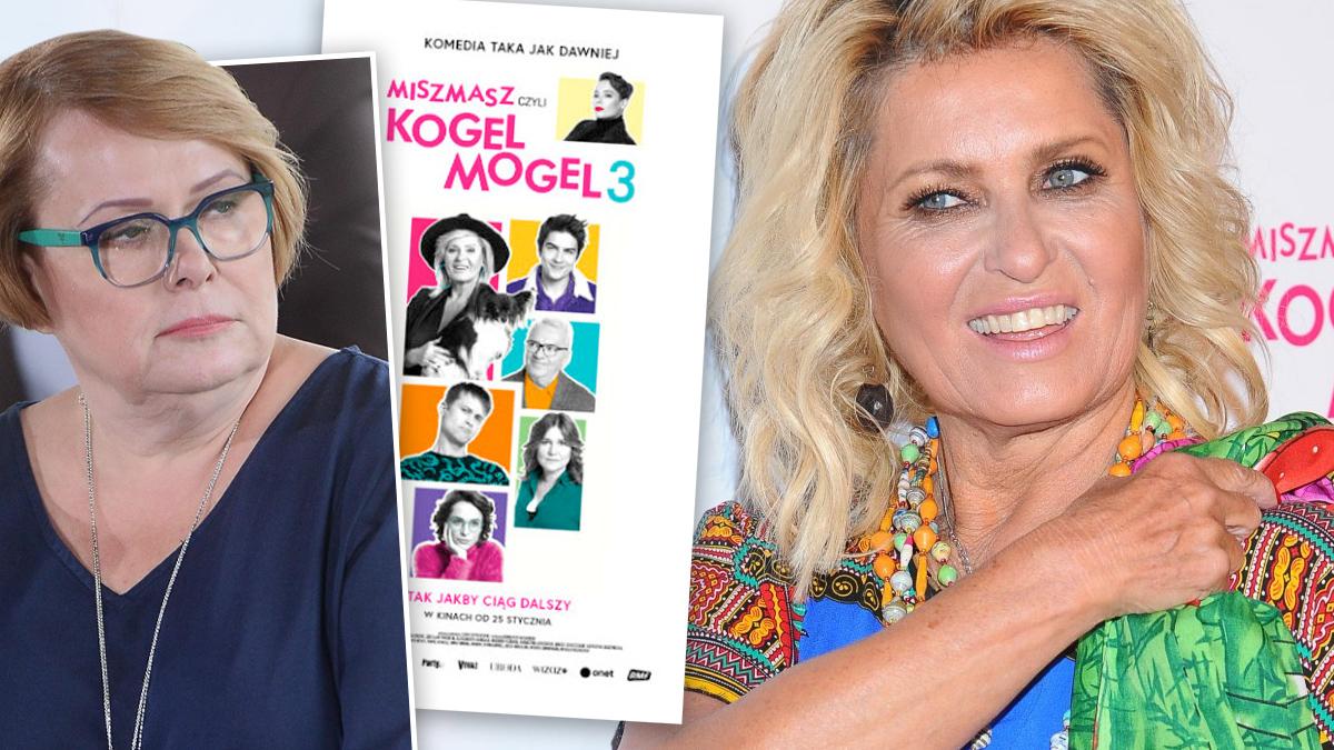 Ewa Kasprzyk, Kogel Mogel, Ilona Łepkowska