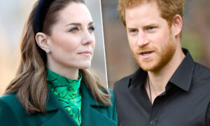 Kate, Harry