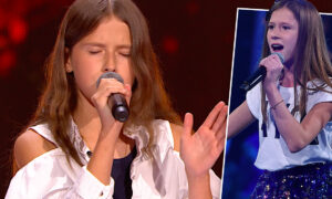 Sowbotór Roksany Węgiel w The Voice Kids