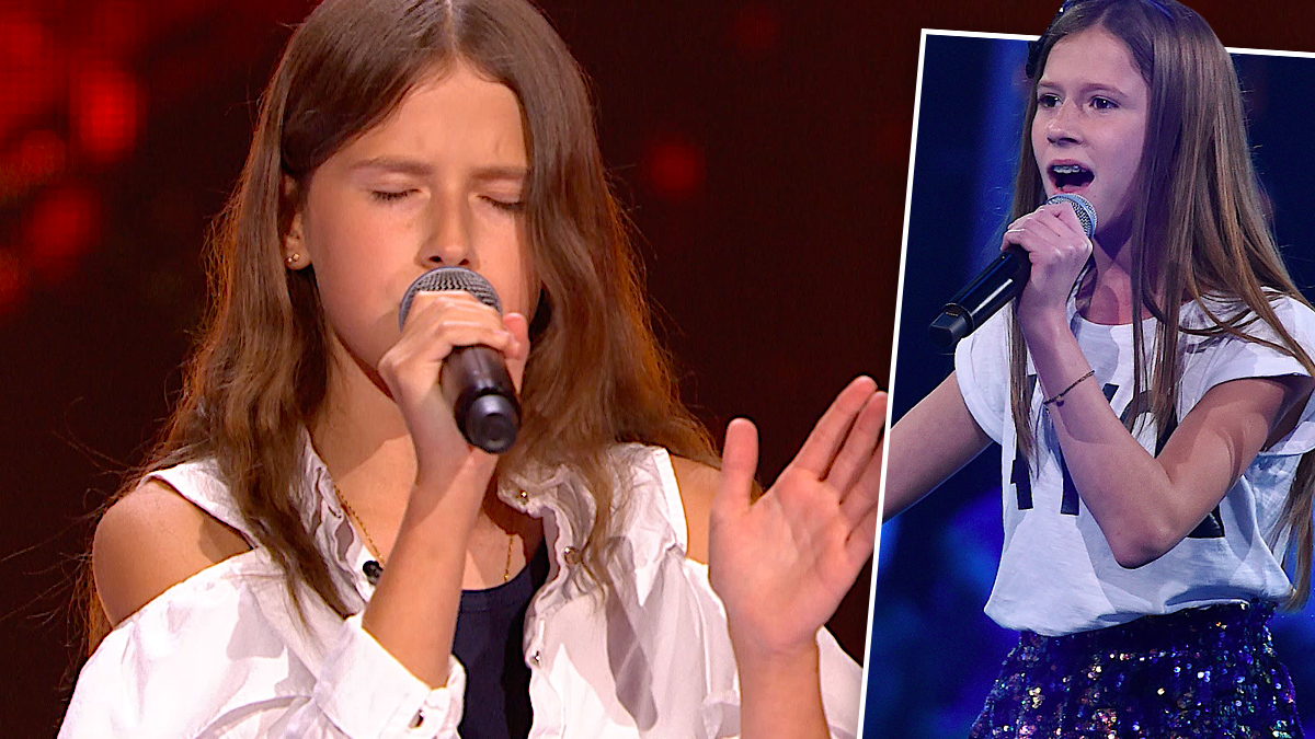 Sowbotór Roksany Węgiel w The Voice Kids