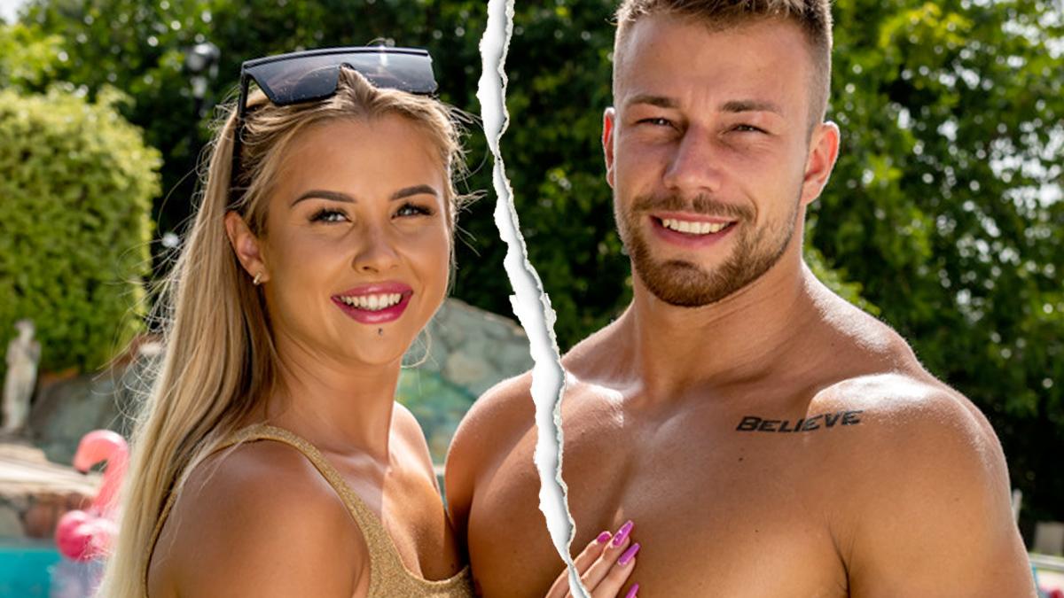 Mikołaj i Oliwia z Love Island rozstali się