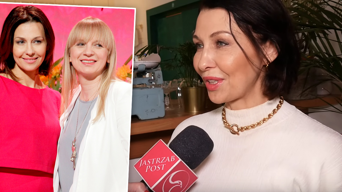 Anna Popek komentuje odejście Marzeny Rogalskiej z TVP