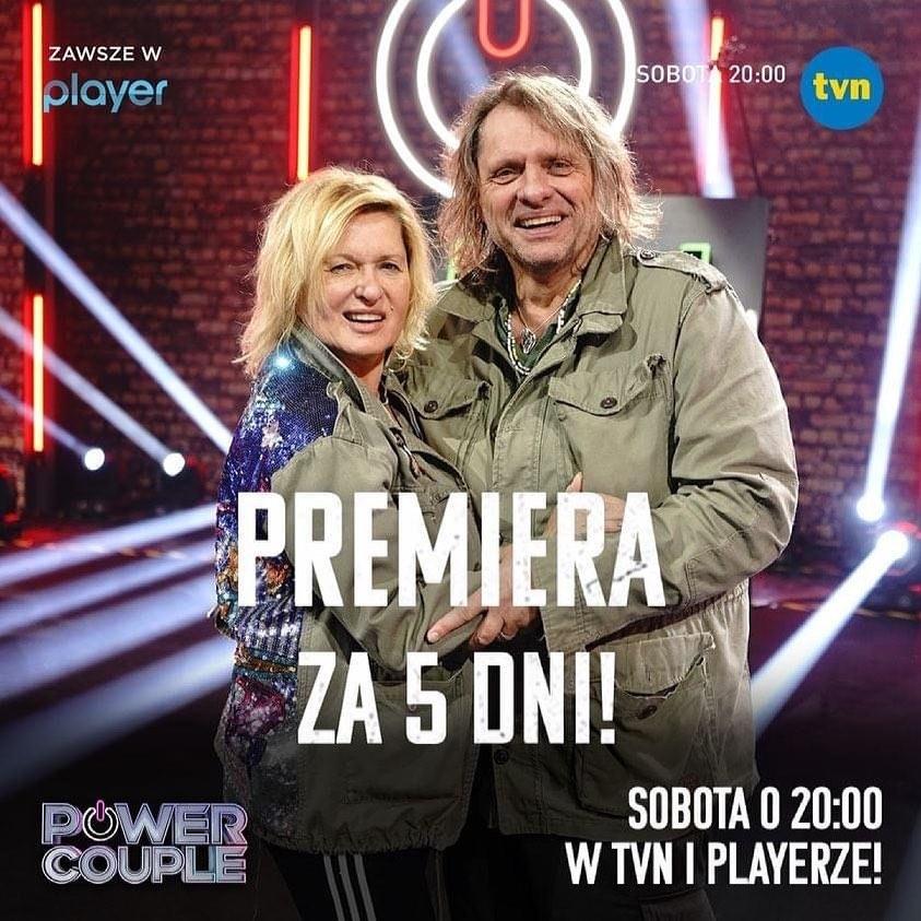 Ewa Kasprzyk i Michał Kozerski