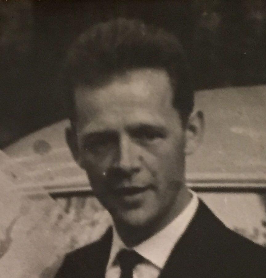 Michał Żebrowski w żałobie, nie żyje jego ojciec, Tadeusz Żebrowski