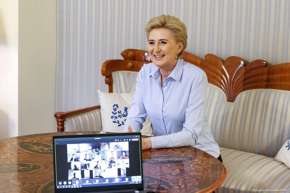 Agata Duda skończyła 49 lat