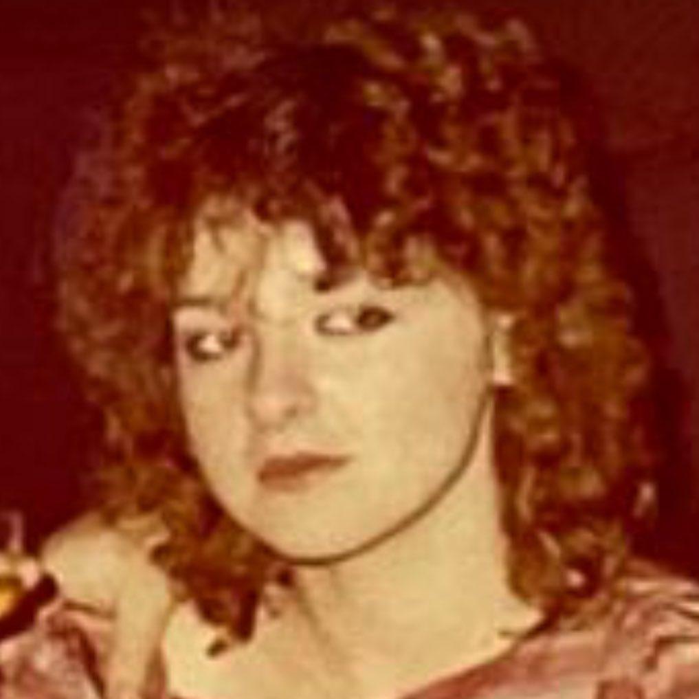 Magda Gessler w latach 80.