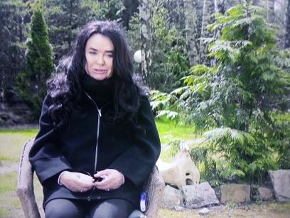 Ewa Krawczyk w programie Alarm