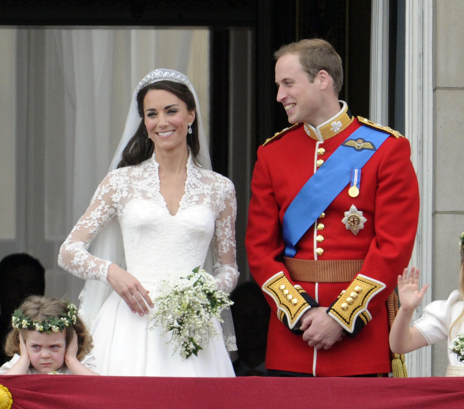 Kate i William ślub