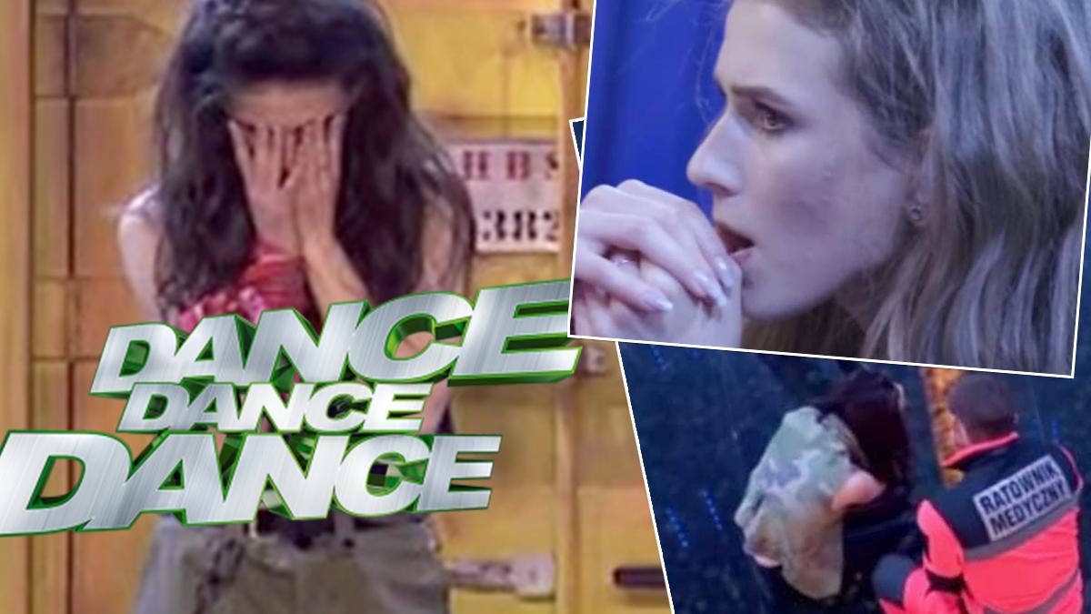 Dance Dance Dance 3 - wypadek