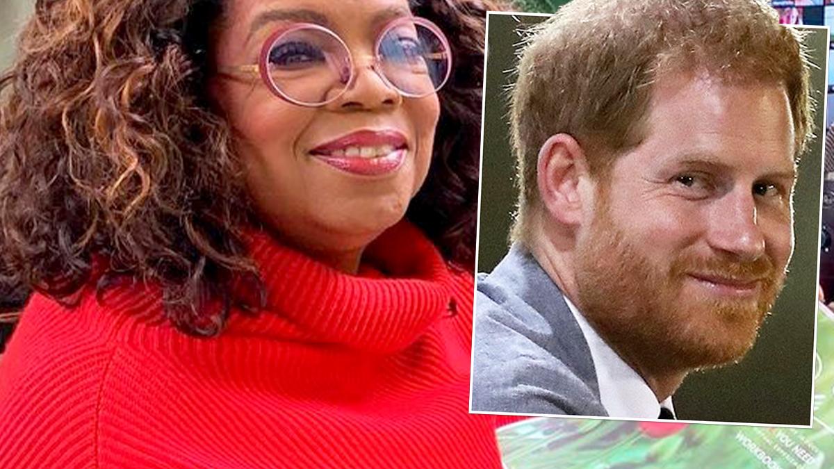 Harry i Oprah