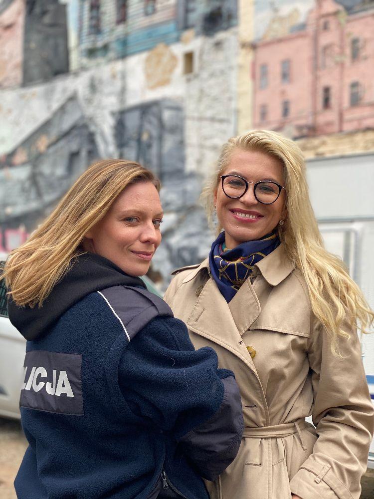 Magdalena Boczarska i Katarzyna Bonda – Żywioły Saszy