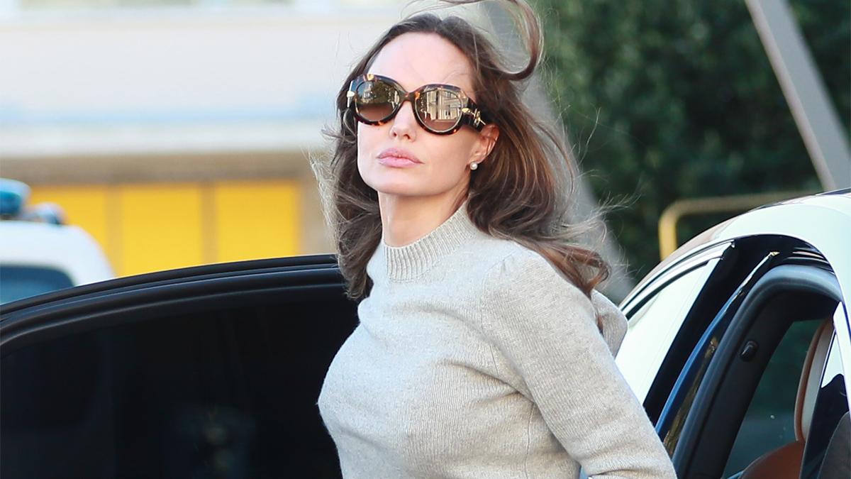 Jakie auta posiada Angelina Jolie?