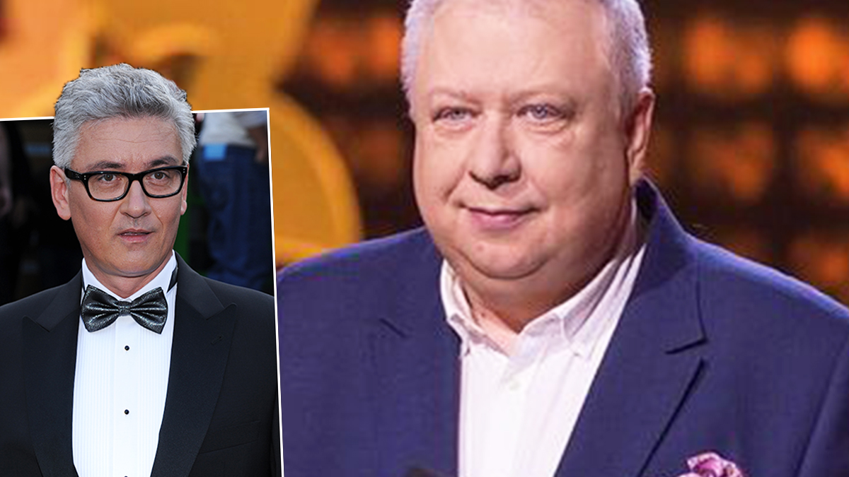 Marek Sierocki i Artur Orzech