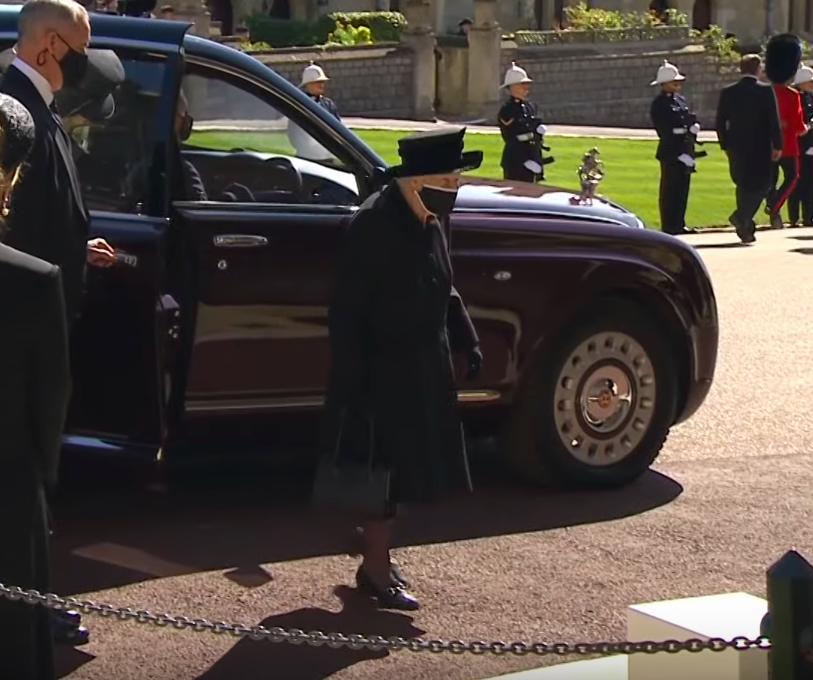 Królowa Elżbieta II – pogrzeb księcia Filipa