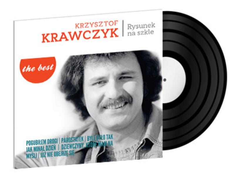 Płyta Krzysztofa Krawczyka w Biedronce