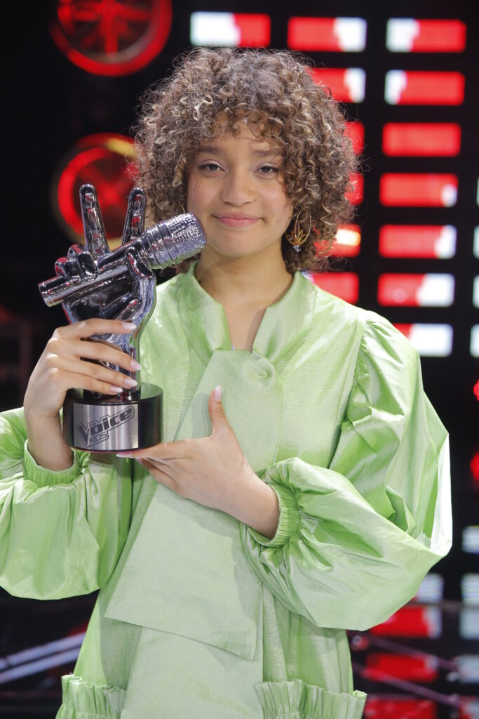 Sara Egwu-James – finał The Voice Kids 4