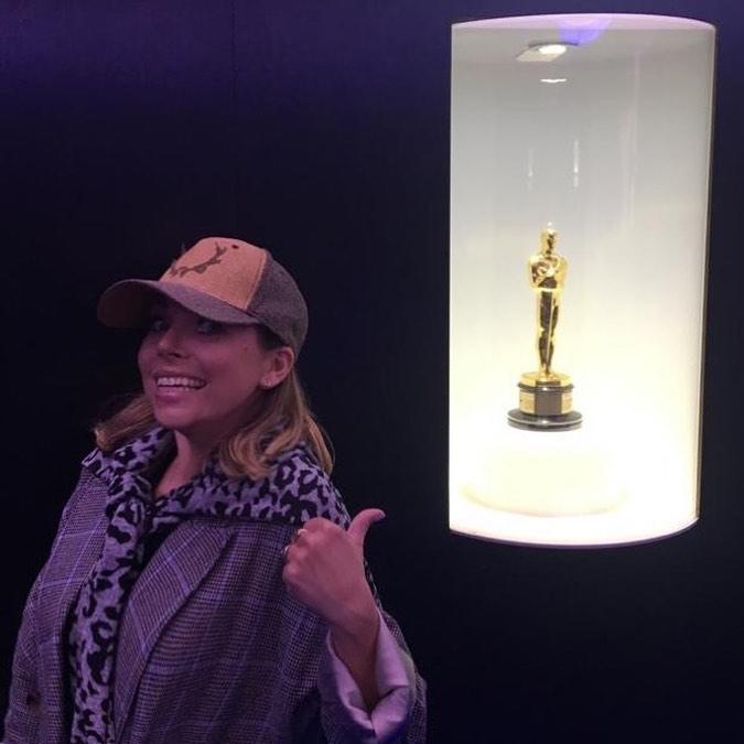 Aleksandra Kwaśniewska - Oscary 2021