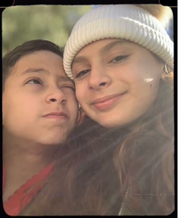 Syn Jennifer Lopez i Ella Rodriguez