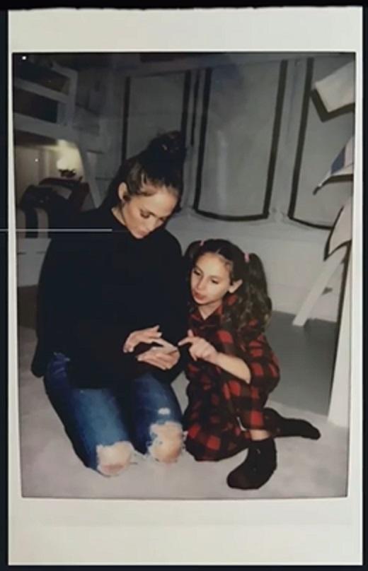 Jennifer Lopez i Ella Rodriguez
