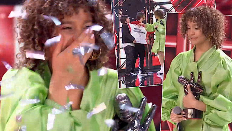 Sara Egwu-James wygrała The Voice Kids 4